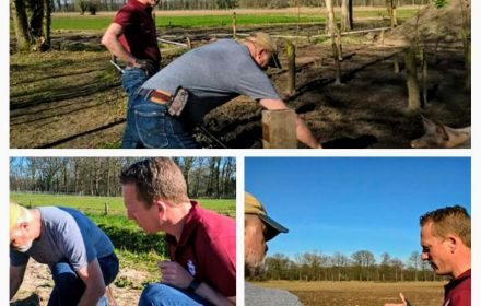 Bezoek Mark Shepard stimulans voor natuurinclusief grondgebruik